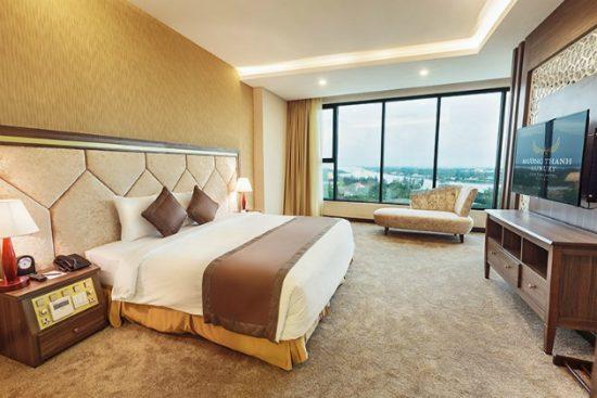 Khách sạn 5 sao giá tốt ở Cà Mau