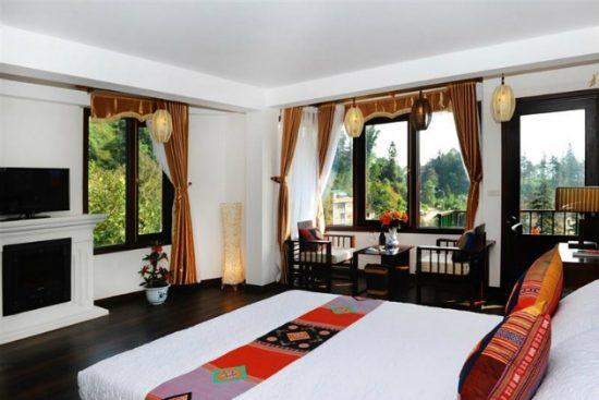 Khách sạn 3 sao giá tốt ở Sapa