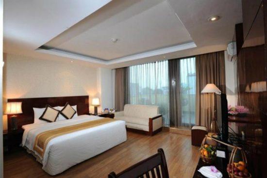 Đặt phòng khách sạn ở Sapa
