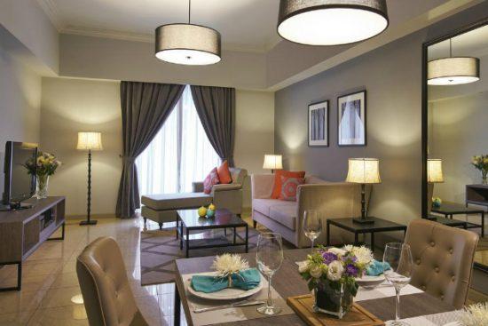 Khách sạn singapore sang trọng