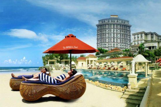 Khách sạn  sao giá tốt ở Vũng Tàu