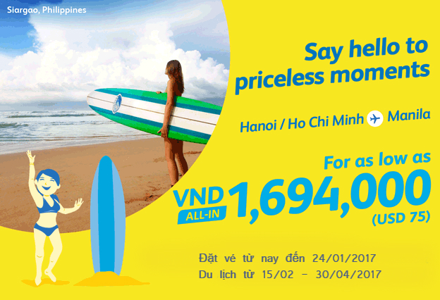 ve may bay khuyen mai cebu pacific