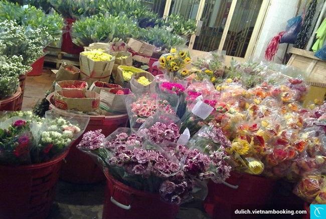 cho hoa sai gon