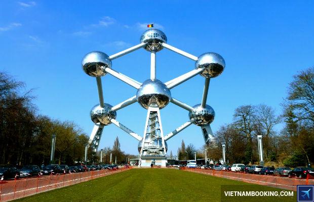 Mua tour du lịch châu Âu 9n8đ