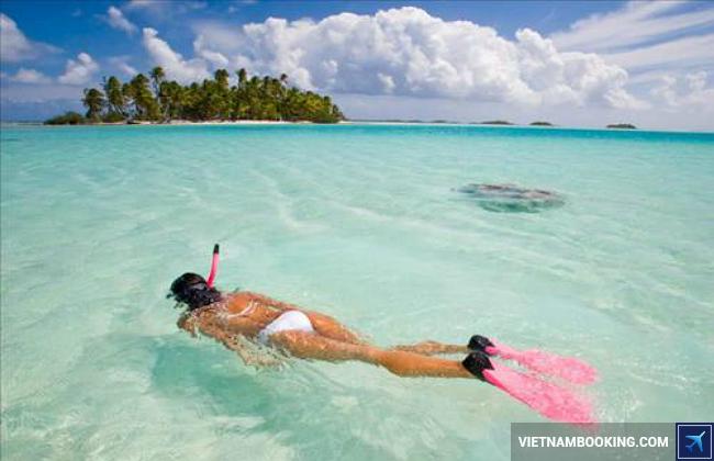 đặt tour du lịch côn đảo