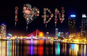 """Chùm tour: """"Du lịch Đà Nẵng ngắm pháo hoa trên sông Hàn"""""""