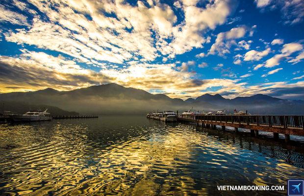 Đặt tour du lịch Đài Loan 5n4đ giá rẻ
