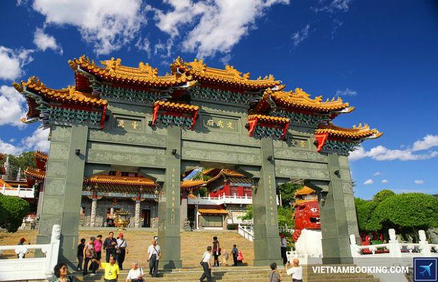 Tour du lịch Đài Loan 6n5đ giá rẻ