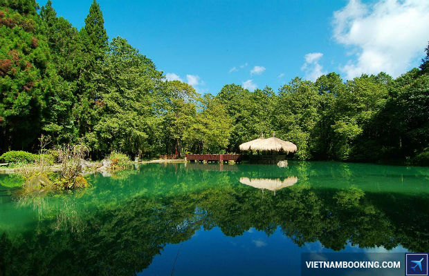 Tour du lịch Đài Loan 6n5đ hấp dẫn nhất