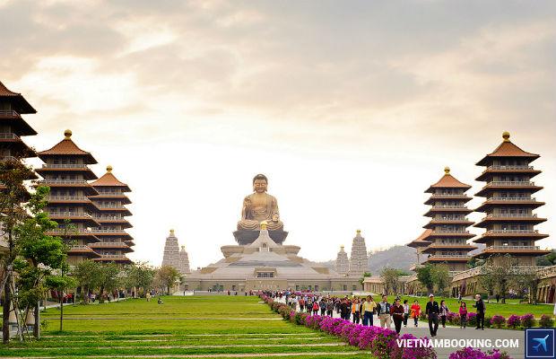 Tour du lịch Đài Loan 6n5đ giá ưu đãi