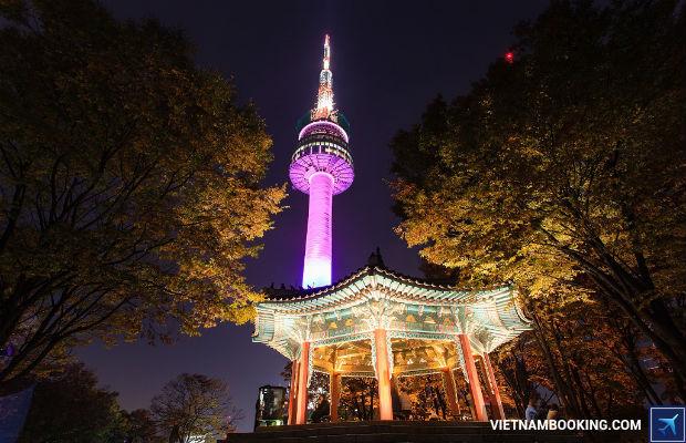 Đặt tour du lịch Hàn Quốc 4n3đ
