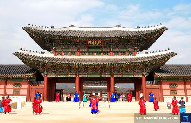 Tour du lịch Hàn Quốc 4n3đ giá tốt nhất