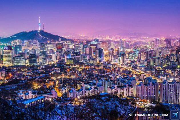 Du lịch Hàn Quốc: Seoul – Đảo Nami – Everland – Bibap show (Mùng 5 Tết)