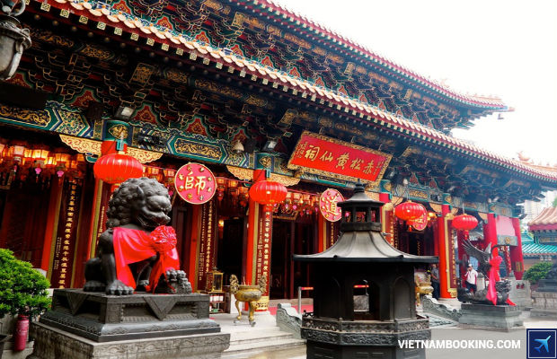 Đặt tour du lịch hong kong 6n5đ giá tốt