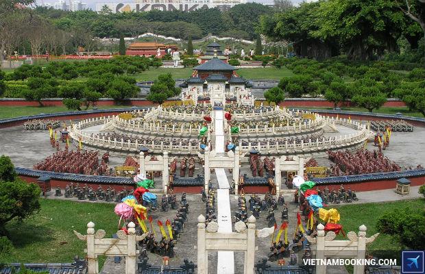 Đặt tour du lịch hong kong 6n5đ giá ưu đãi