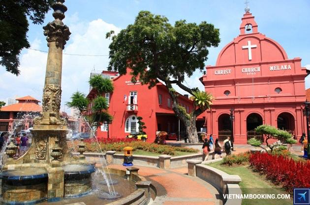 du lịch malaysia singapore giá rẻ nhất