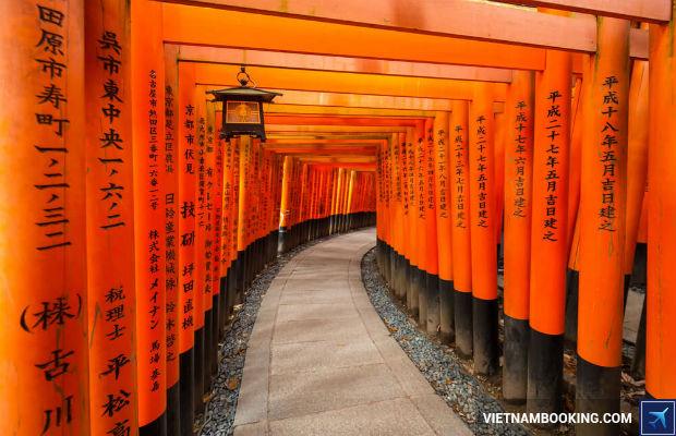 Tour du lịch Nhật Bản 5n4đ giá rẻ