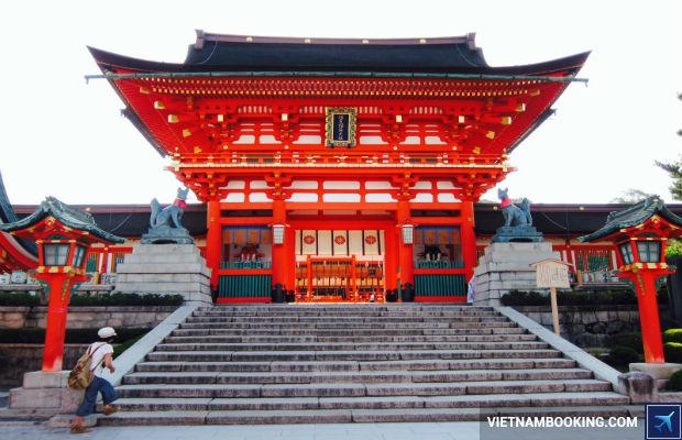Đặt tour du lịch Nhật Bản 6n5đ