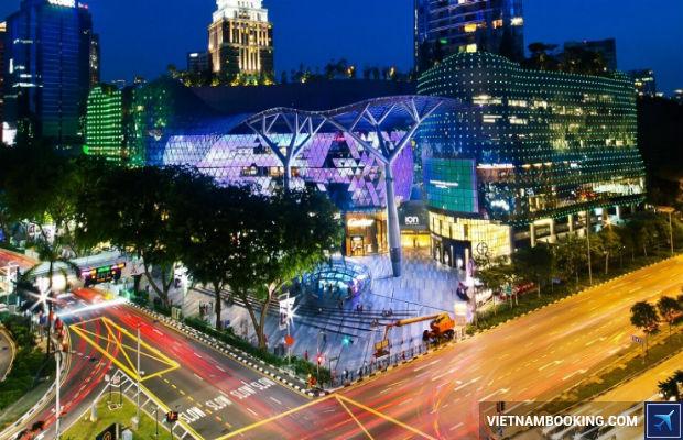 Tour du lịch Singapore 4n3đ siêu hấp dẫn