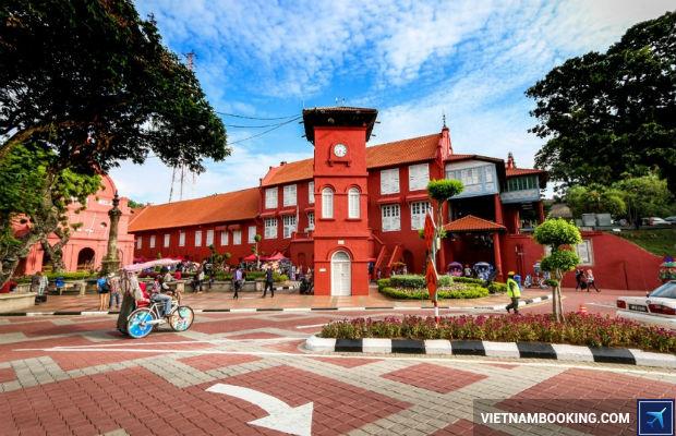Đặt tour du lịch Singapore - Malaysia 6n5đ giá tốt nhất