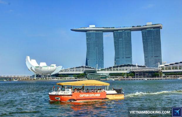 tour du lịch Singapore - Malaysia 6n5đ