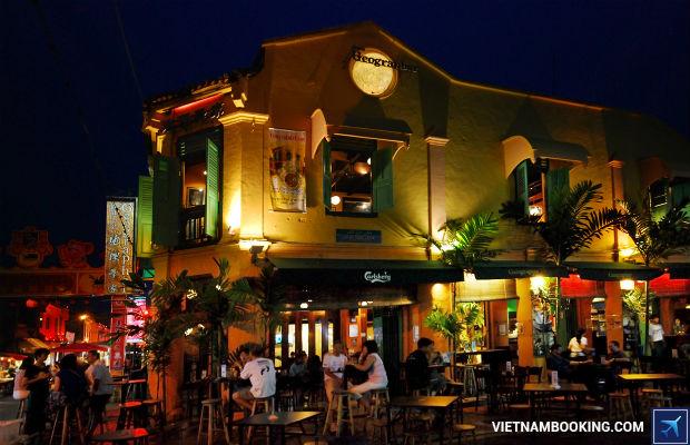 Tour du lịch Singapore Malaysia 6n5đ giá ưu đãi