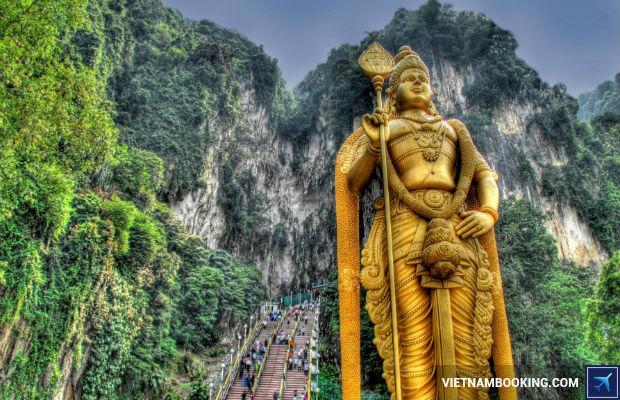 Đặt tour du lịch Singapore Malaysia 6n5đ giá hấp dẫn