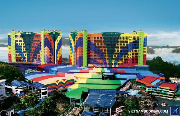 tour du lịch Singapore - Malaysia 7n6đ giá tốt
