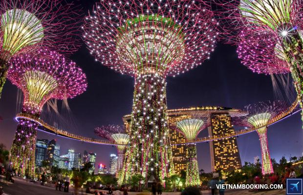 Mua tour du lịch Singapore - Malaysia 7n6đ giá tốt nhất