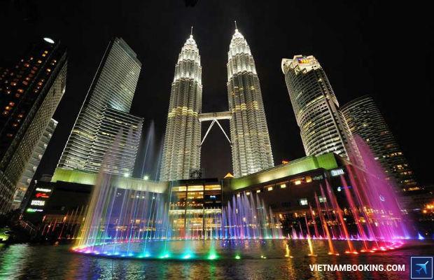 tour du lịch Singapore - Malaysia 7n6đ