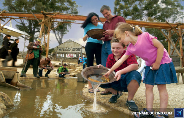 Đặt tour du lịch Úc giá tốt nhất