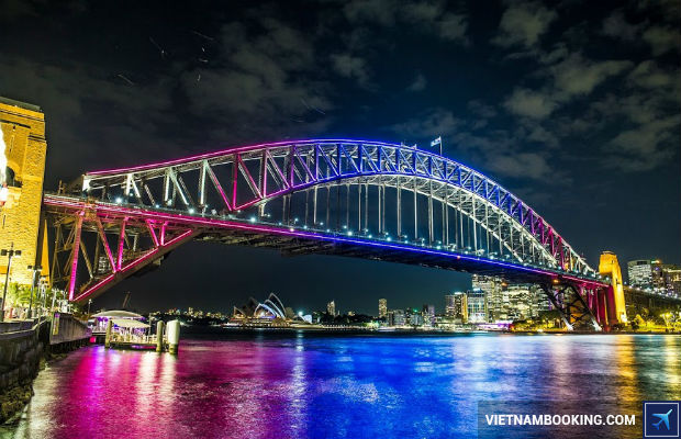 Kết quả hình ảnh cho Canberra site:vietnambooking.com