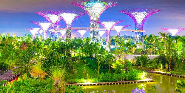 Tour du lịch Singapore Malaysia