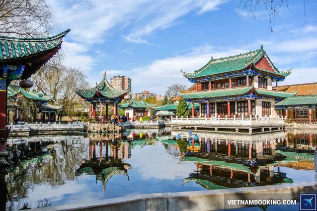 Tour du lịch Trung Quốc 6 ngày 5 đêm
