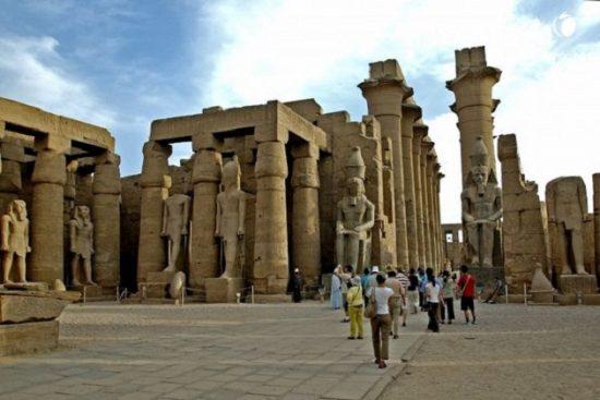 Điểm đến du lịch hấp dẫn ở Ai Cập