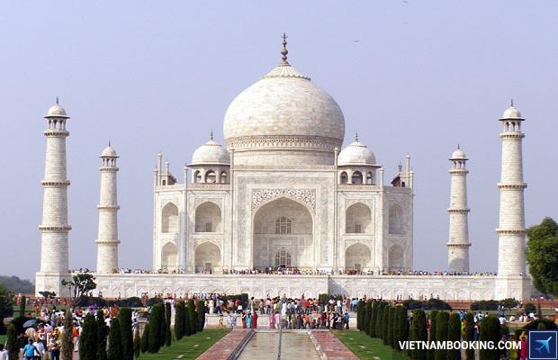 du lịch ấn độ tam giác vàng delhi agra jaipur giá rẻ