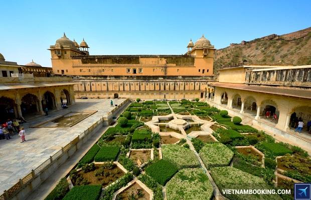 du lịch ấn độ tam giác vàng delhi agra jaipur giá hấp dẫn