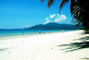 Những bãi tắm tuyệt đẹp ở đảo Bình Ba