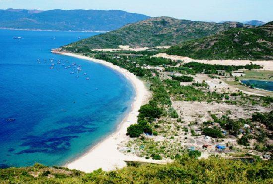 Du lịch biển Bình Định