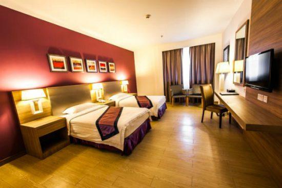 Khách sạn Brunei giá rẻ