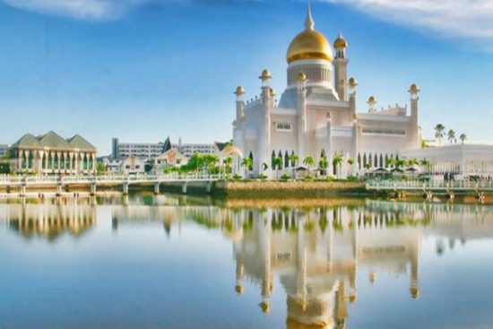 Du lịch Brunei giá rẻ