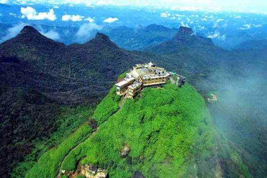 Du lịch Sri Lanka giá rẻ