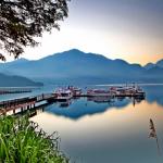 Đến Đài Loan thưởng ngoạn vẻ đẹp hồ Nhật Nguyệt