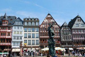 Du lịch Đức khám phá thủ đô tài chính châu Âu