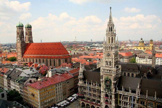 Địa điểm du lịch Đức hấp dẫn thế - Ảnh : Sưu tầm
