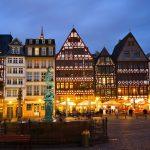 Đến Đức thăm thành phố Frankfurt xinh đẹp, mến khách