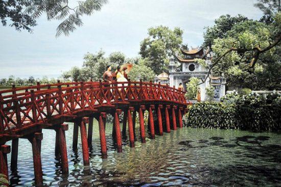 Mua tour du lịch Hà Nội