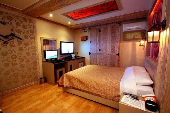 Khách sạn Hàn Quốc giá rẻ
