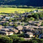 Thăm những ngôi làng cổ xinh đẹp ở Hàn Quốc