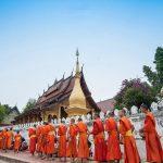 Vẻ đẹp cổ kính yên bình ở Luang PrabangLào